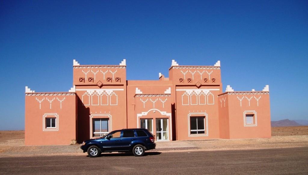 Stargazing Hotel SaharaSky in Morocco - English Version